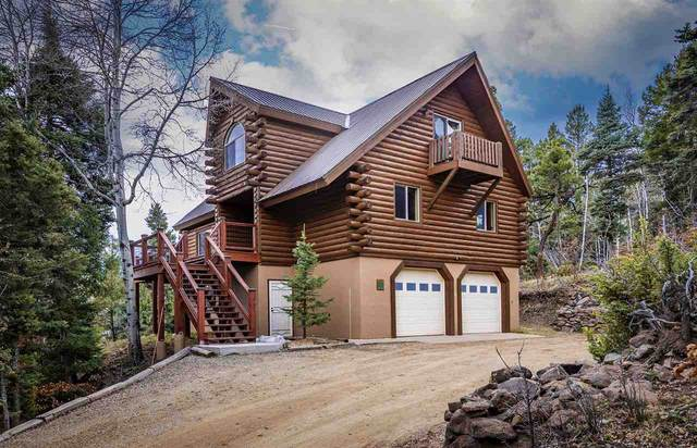 22 Elk Run, Angel Fire, NM 87710 (MLS #105028) :: The Chisum Realty Group
