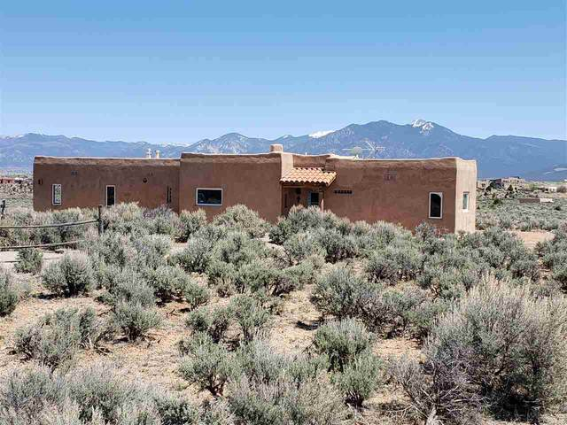 27 Camino Campana, Ranchos de Taos, NM 87557 (MLS #105045) :: Page Sullivan Group