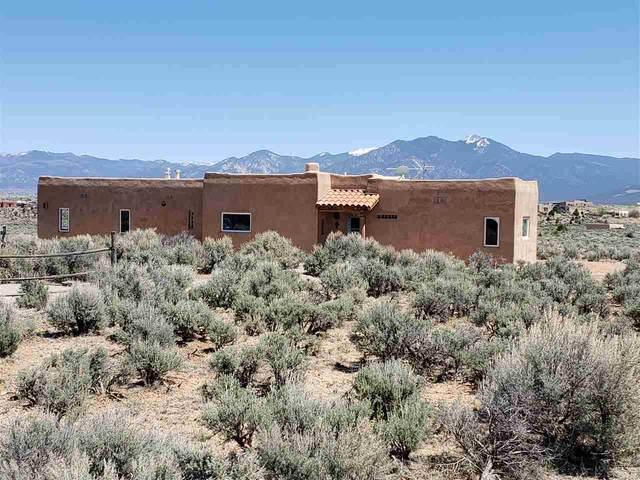 27 Camino Campana, Ranchos de Taos, NM 87557 (MLS #105045) :: Angel Fire Real Estate & Land Co.
