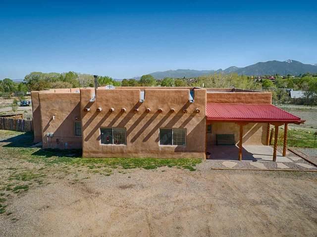 110A Vista Del Valle, Ranchos de Taos, NM 87557 (MLS #105047) :: Page Sullivan Group