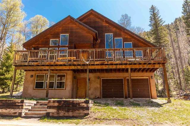 26 Hidden Valley, Red River, NM 87558 (MLS #105054) :: Angel Fire Real Estate & Land Co.