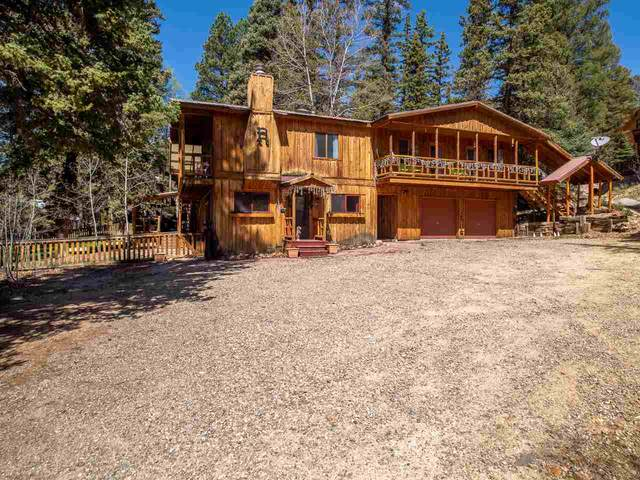 301 N Caribel Trail, Red River, NM 87558 (MLS #105061) :: Angel Fire Real Estate & Land Co.