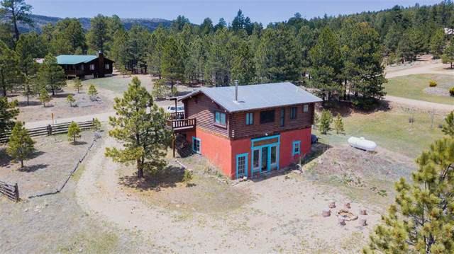 12 Upper Rd, Angel Fire, NM 87710 (MLS #105070) :: The Chisum Realty Group