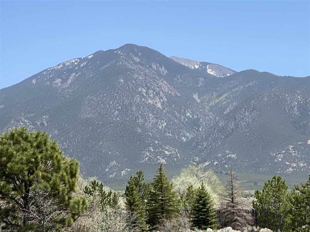 Lot 15 Mission Hills Subdivision, El Prado, NM 87529 (MLS #105075) :: Angel Fire Real Estate & Land Co.
