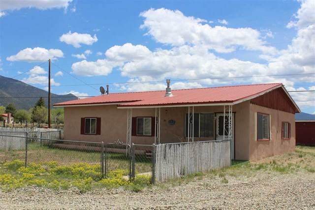 94 Buena Vista Rd, Cerro, NM 87558 (MLS #105086) :: Angel Fire Real Estate & Land Co.
