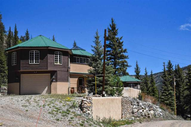 58 Valley Of The Pines, Red River, NM 87558 (MLS #105099) :: The Chisum Realty Group