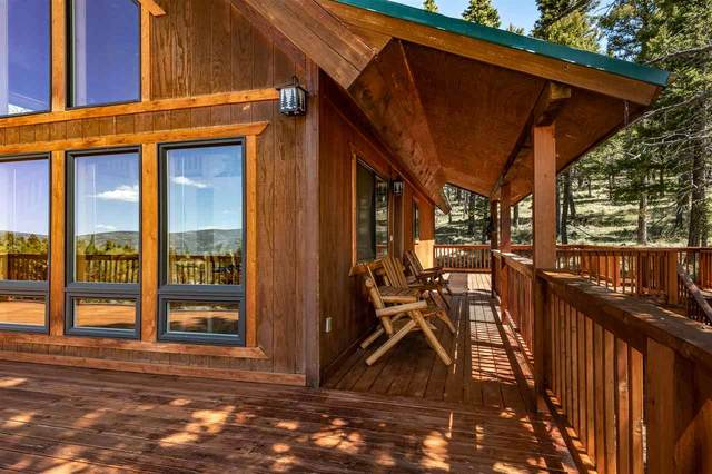 25 Vista Del Sur, Angel Fire, NM 87710 (MLS #105101) :: Page Sullivan Group