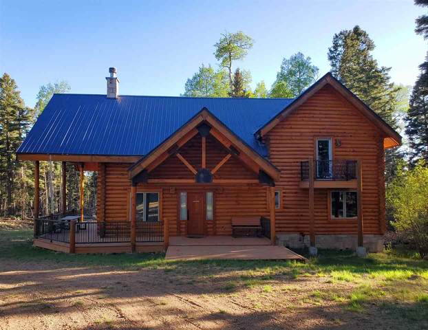 13 Panorama Way, Angel Fire, NM 87710 (MLS #105104) :: Angel Fire Real Estate & Land Co.