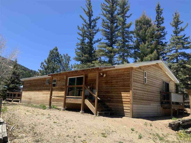 322 half Stagecoach Bend, Red River, NM 87558 (MLS #105111) :: Page Sullivan Group