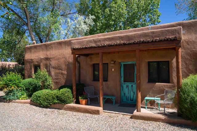 110 Padre Martinez Lane, Taos, NM 87571 (MLS #105115) :: Angel Fire Real Estate & Land Co.