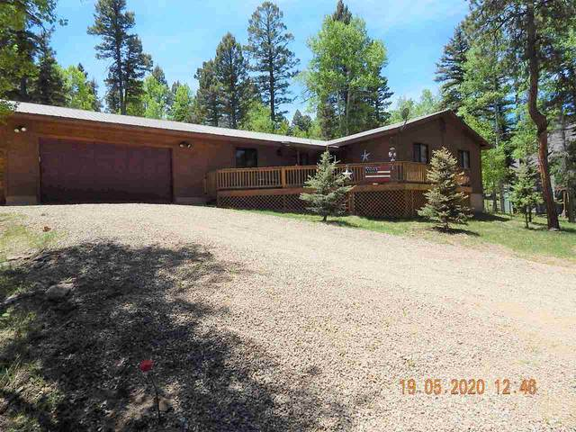 43 Cimarron Trail, Angel Fire, NM 87710 (MLS #105116) :: Angel Fire Real Estate & Land Co.