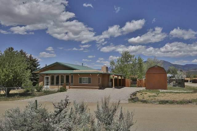 315 Adobe Road, Taos, NM 87571 (MLS #105118) :: Angel Fire Real Estate & Land Co.