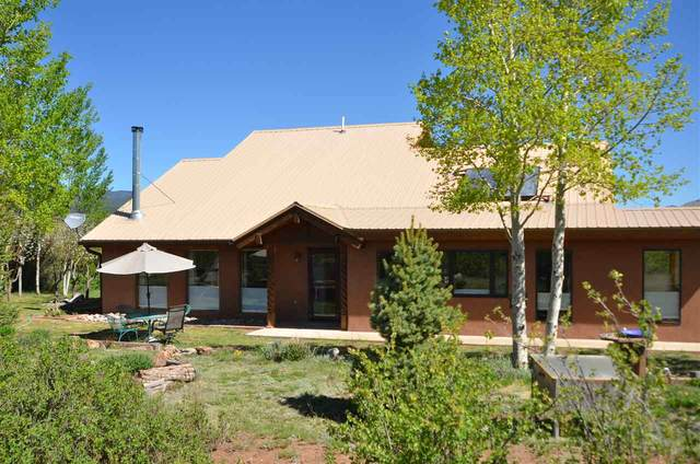 39 Marina Way, Eagle Nest, NM 87718 (MLS #105135) :: The Chisum Realty Group