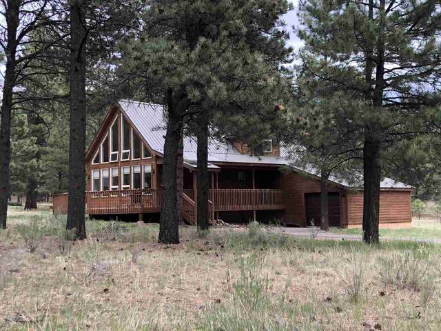 92 Conchas Drive, Angel Fire, NM 87710 (MLS #105137) :: The Chisum Realty Group