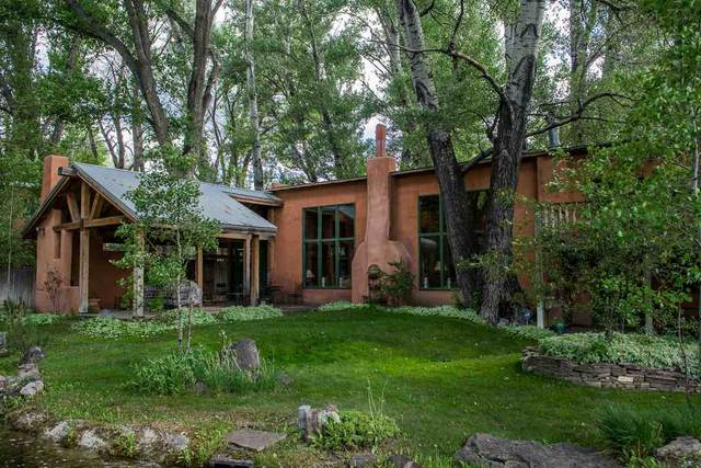 617 Ranchitos Rd, Taos, NM 87571 (MLS #105145) :: Page Sullivan Group