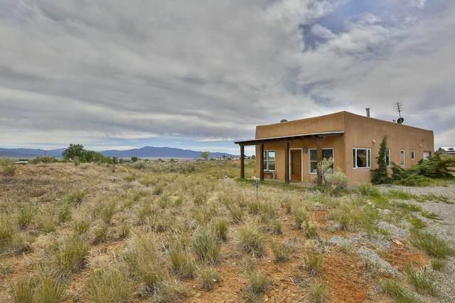 3 Vista Del Sol, El Prado, NM 87529 (MLS #105150) :: Page Sullivan Group