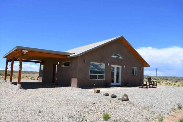 35 Este Mirada, Taos, NM 87571 (MLS #105153) :: Page Sullivan Group