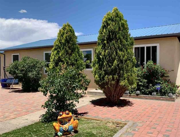 101 Santiago Court, Taos, NM 87571 (MLS #105157) :: Page Sullivan Group