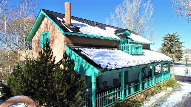 112 114 Padre Martinez, Taos, NM 87571 (MLS #105162) :: Page Sullivan Group