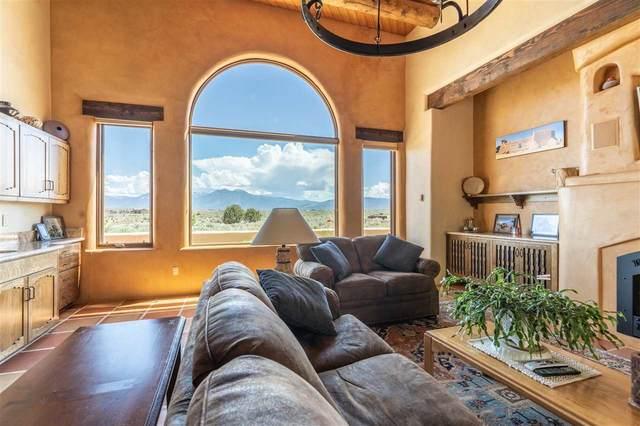 42 Sage Meadow Road, Taos, NM 87571 (MLS #105174) :: Angel Fire Real Estate & Land Co.