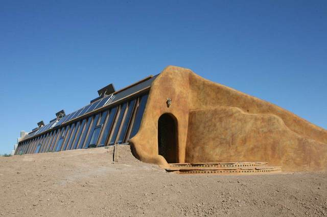 17 Earthship Way, Taos, NM 87571 (MLS #105175) :: Page Sullivan Group