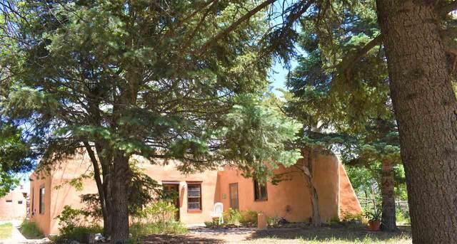 1605 Paseo Del Pueble Norte, El Prado NM, NM 87571 (MLS #105180) :: Angel Fire Real Estate & Land Co.