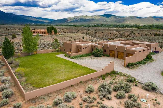 77 Villa Ventosa, El Prado, NM 87529 (MLS #105187) :: Page Sullivan Group