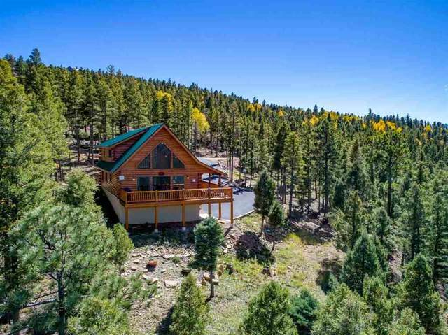 54 Vail Loop, Angel Fire, NM 87710 (MLS #105200) :: Angel Fire Real Estate & Land Co.