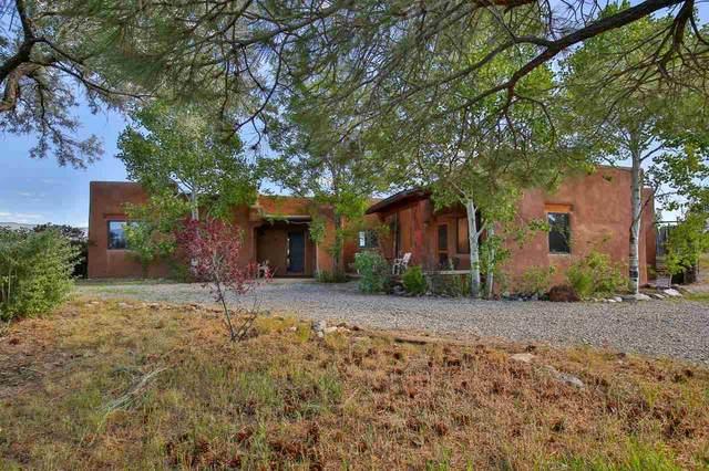 3 Painter Rd, El Prado, NM 87529 (MLS #105219) :: Angel Fire Real Estate & Land Co.