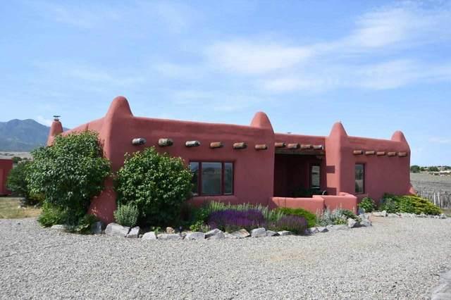 21 Adelmo Medina Dr, Taos, NM 87571 (MLS #105229) :: Angel Fire Real Estate & Land Co.