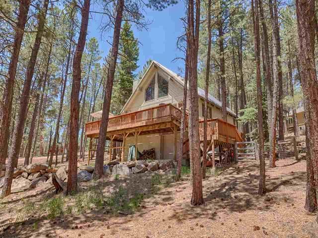45 Pinehurst Way, Angel Fire, NM 87710 (MLS #105237) :: Angel Fire Real Estate & Land Co.