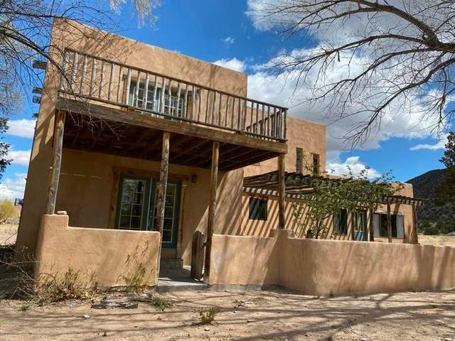 33772 A Hwy 285, ojo caliente, NM 87549 (MLS #105250) :: Angel Fire Real Estate & Land Co.