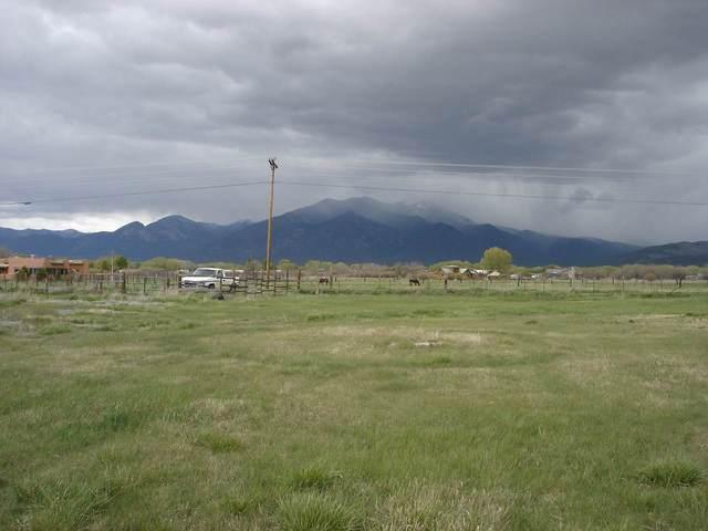 Adj Callejon Rd, Taos, NM 87571 (MLS #105253) :: The Chisum Realty Group