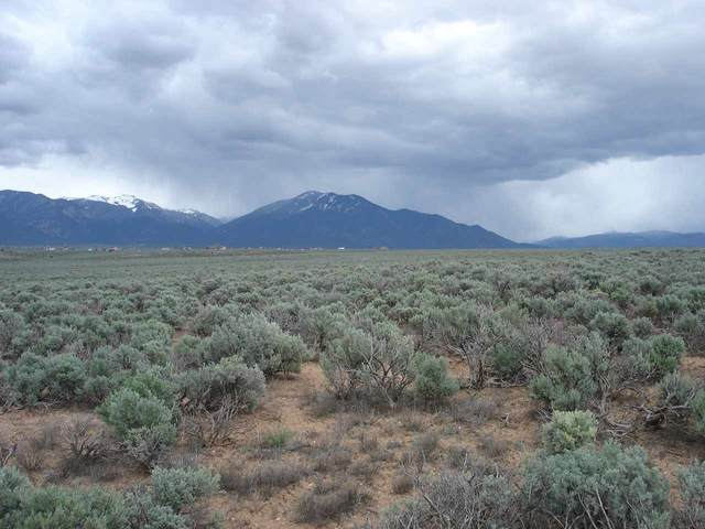 Tract C Gravel Pit Rd, Taos, NM 87571 (MLS #105255) :: Page Sullivan Group