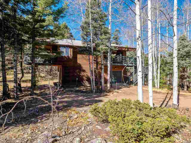 39 Sierra Blanca Cir, Angel Fire, NM 87710 (MLS #105260) :: The Chisum Realty Group