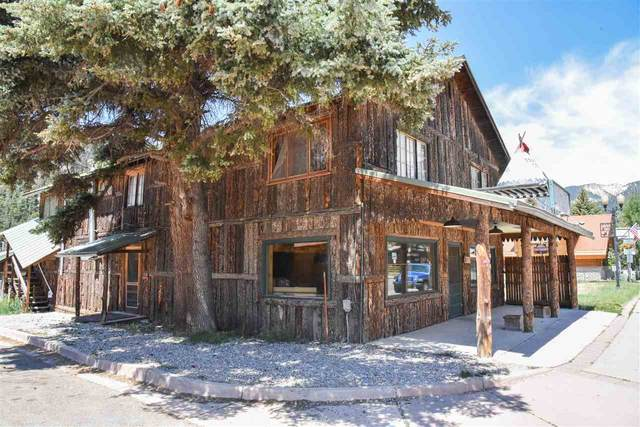 321 E Main St, Red River, NM 87558 (MLS #105262) :: The Chisum Realty Group