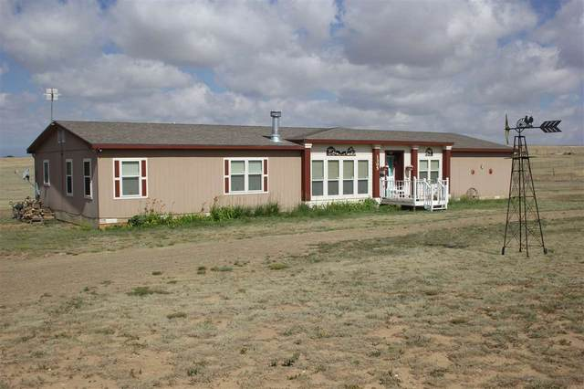 1305 County Road, Springer, NM 87747 (MLS #105279) :: The Chisum Realty Group