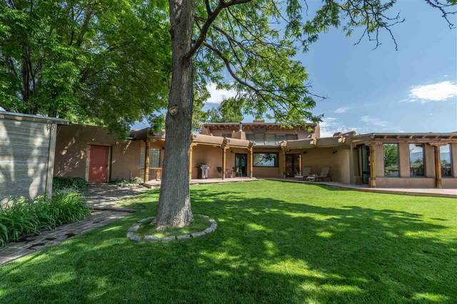 12 Nacoma, El Prado, NM 87529 (MLS #105284) :: Page Sullivan Group