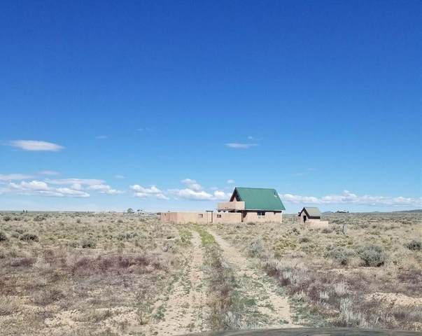 32 W Rim Road, Taos, NM 87571 (MLS #105287) :: Angel Fire Real Estate & Land Co.