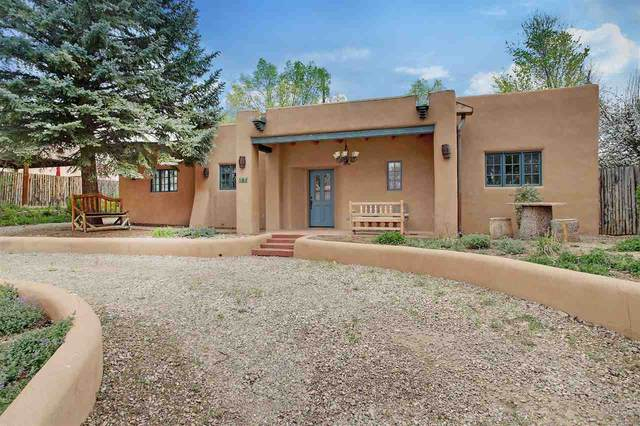 111 Roberts Lane, Taos, NM 87571 (MLS #105291) :: Page Sullivan Group