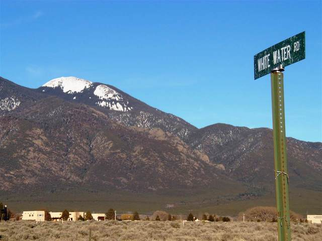 256 White Water Road, El Prado, NM 87529 (MLS #105299) :: Page Sullivan Group