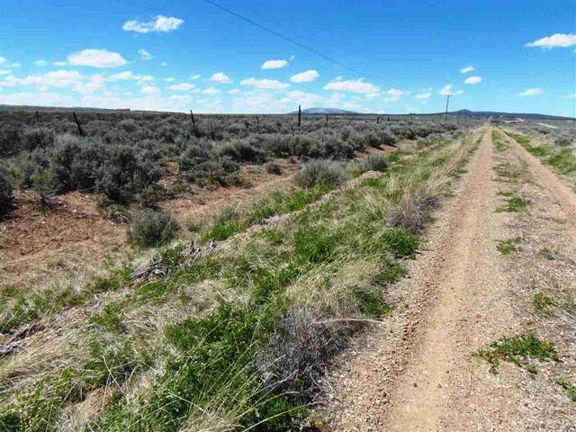 Across Hwy 64 From Colorado Rd, Tres Piedras, NM 87577 (MLS #105300) :: The Chisum Realty Group