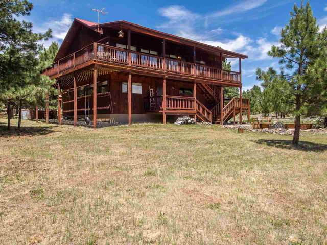 14 Las Vegas Circle, Angel Fire, NM 87710 (MLS #105304) :: Angel Fire Real Estate & Land Co.
