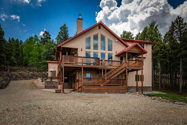 44 Vail Loop, Angel Fire, NM 87710 (MLS #105306) :: Angel Fire Real Estate & Land Co.