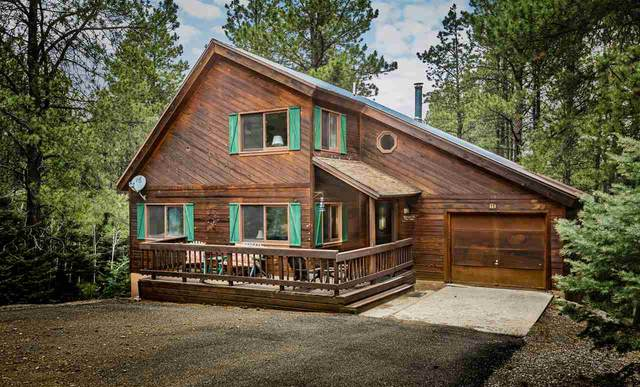16 Valle Grande Circle, Angel Fire, NM 87710 (MLS #105307) :: Angel Fire Real Estate & Land Co.