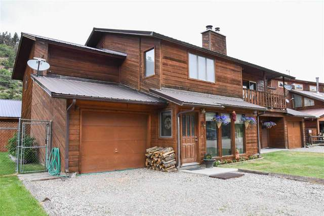 Tenderfoot Trl, Red River, NM 87558 (MLS #105308) :: The Chisum Realty Group