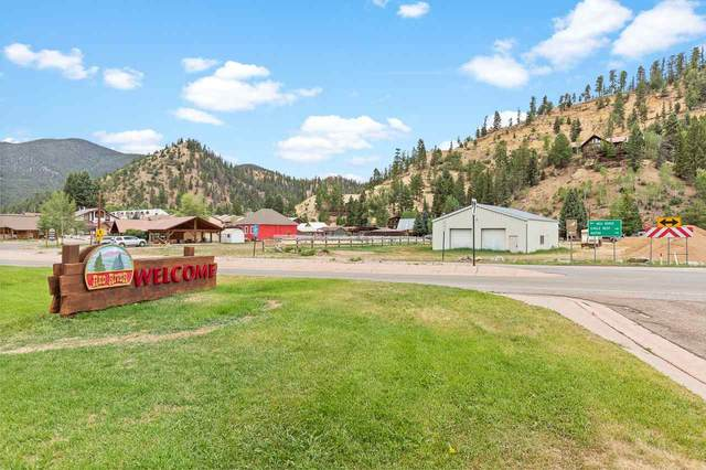 211 Jayhawk Trail, Red River, NM 87558 (MLS #105312) :: Angel Fire Real Estate & Land Co.