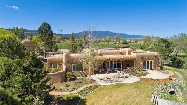 740 Cruz Alta Road, Taos, NM 87571 (MLS #105313) :: Page Sullivan Group