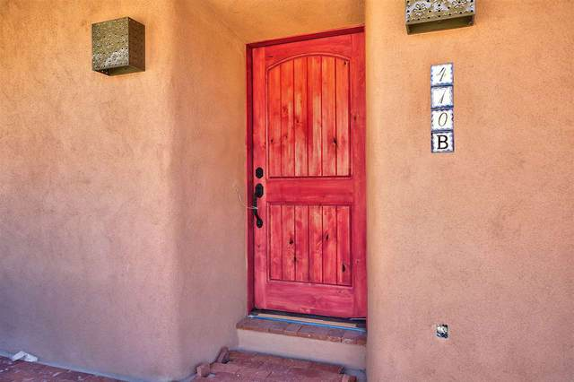 410B Apache Street, Taos, NM 87571 (MLS #105318) :: Page Sullivan Group