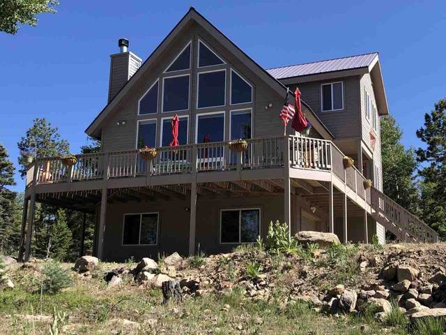 44 Sierra Blanca Circle, Angel Fire, NM 87710 (MLS #105319) :: The Chisum Realty Group